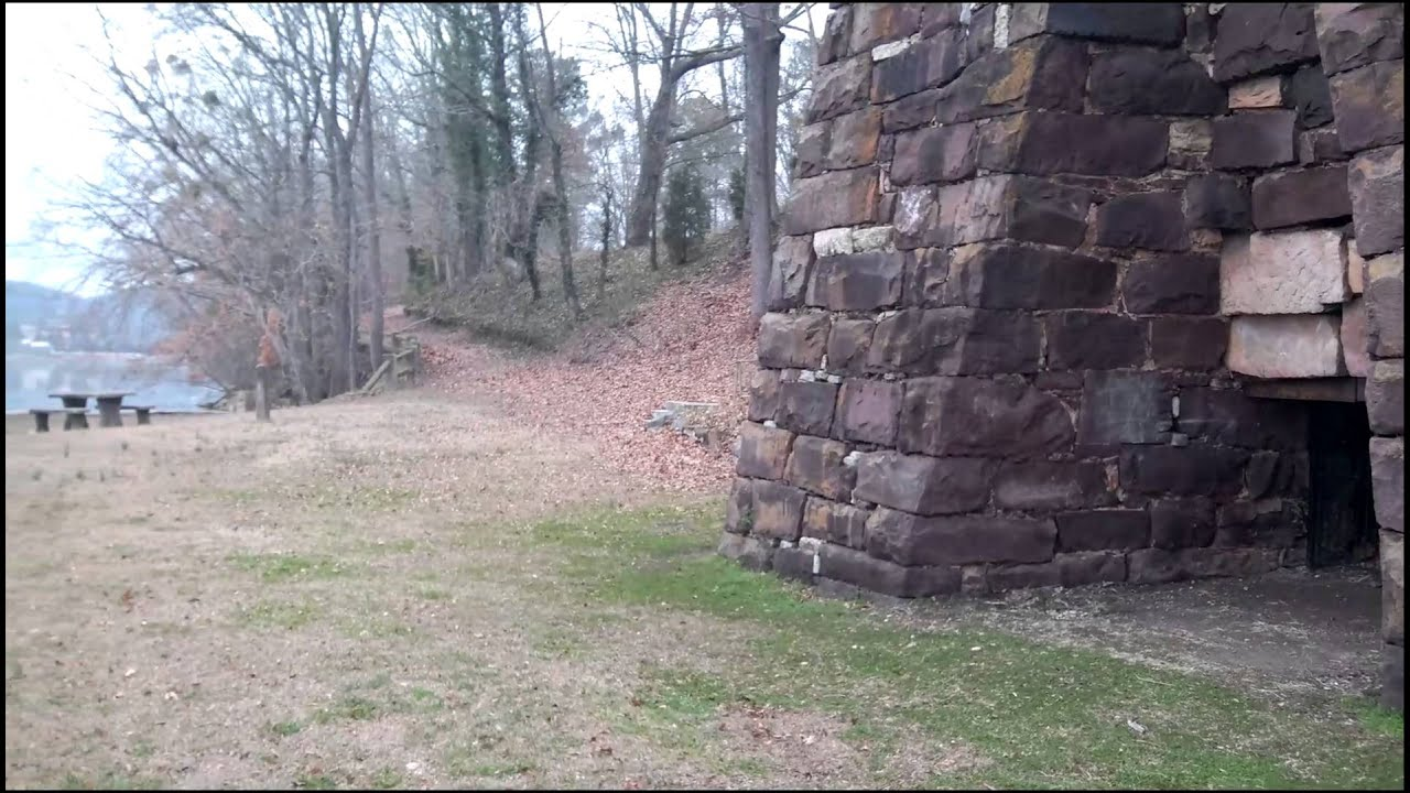 Historic Cornwall Furnace, Alabama - YouTube