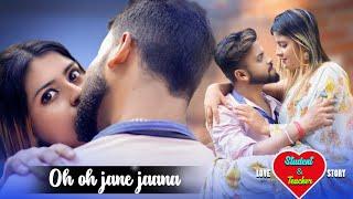 Aankhein khuli ho ya band | Mohabbatein | School Love Story | Shahrukh Khan | Rangoli Creation