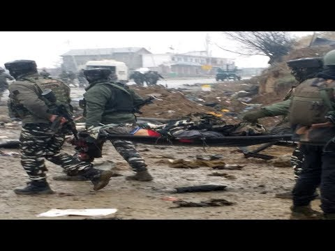 Pulwama IED blast : 18 CRPF personnel died Mp3