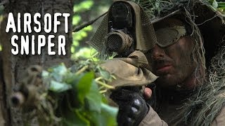 Awesome Airsoft Sniper - Snipe-O-Rama