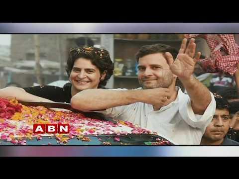 Priyanka Gandhi Road Show Success in Lucknow | Priyanka Gandhi Strategies |Special Focus |ABN Telugu