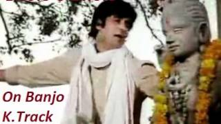 Bhole O Bhole-Kishore Da-Instrumental Coverby Vinay M Kantak  on Banjo/Bulbul Tarang