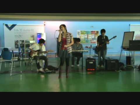 飛兒樂團 F.I.R - Lydia Band Cover@Daydream feat.Wendy