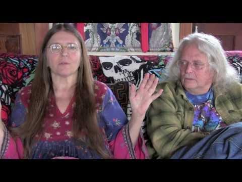 Franz and Carol Ann Endless Tour Interview #1 (Bolinas, CA)