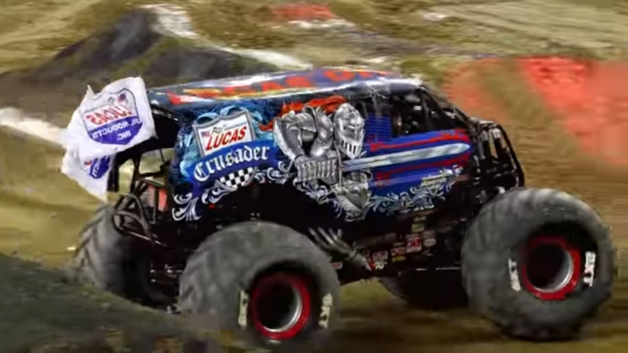 MonsterJam - 2020 - Lucas Oil Stadium -  Indianapolis, IN
