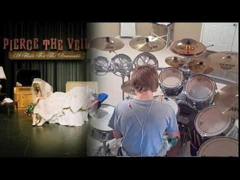 Kyle Brian - Pierce The Veil - Chemical Kids And Mechanical Brides (Drum Cover)