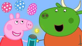 Kinderfest mit Peppa und Freunden 🎉 Cartoons für Kinder | Peppa Wutz Neue Folgen