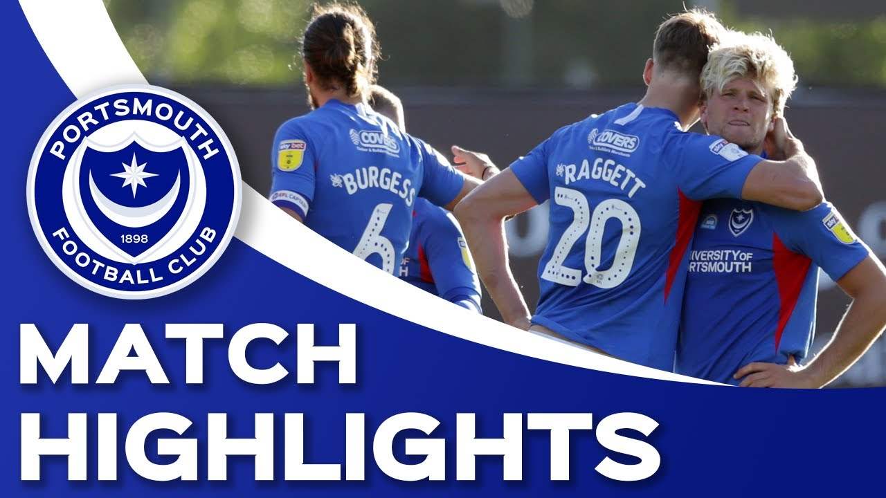 Highlights: Oxford United 1-1 Portsmouth (2-2 on aggregate, Oxford win 5-4 on pens)