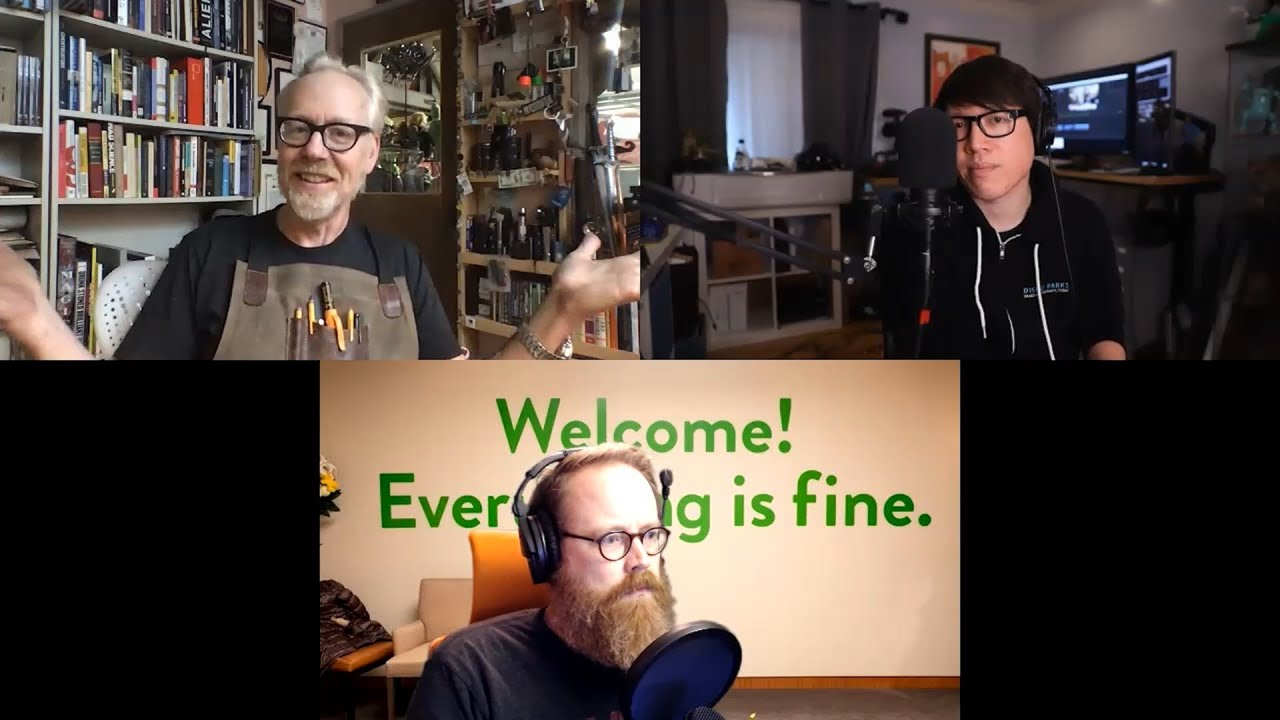 Download A Breath of Fresh Air - Still Untitled: The Adam Savage Project - 5/12/20