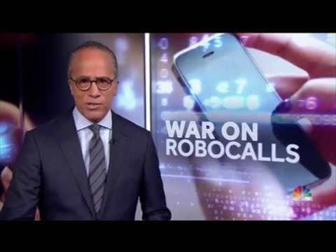 Inside RoboKiller's effort to stop robocalls | NBC Nightly News