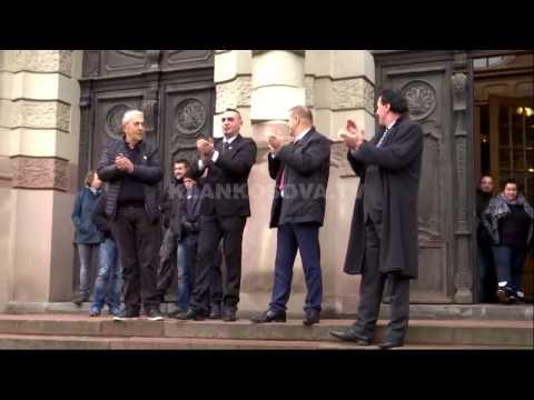 Vuçiqit i dhemb lirimi i Haradinajt - 27.04.2017 - Klan Kosova