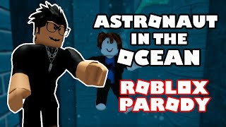 Masked Wolf - Astronaut in the Ocean (ROBLOX PARODY)