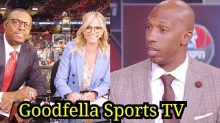 ESPN Removing Paul Pierce, Chauncey Billups & Michelle Beadle From NBA Countdown Show!!!