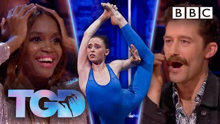 """Never seen anything like it!"" Hannah wows with unique dance - The Greatest Dancer - BBC"