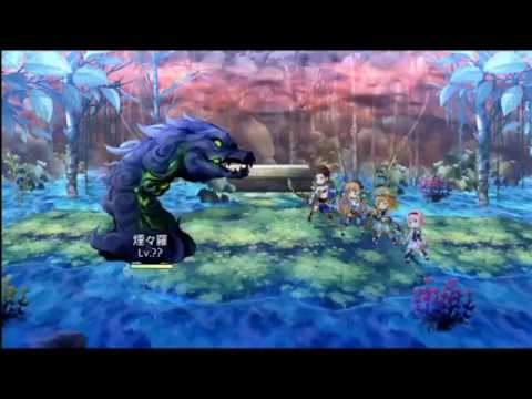 【アナザーエデン】VS 煙々羅【古代八妖 龍神池】