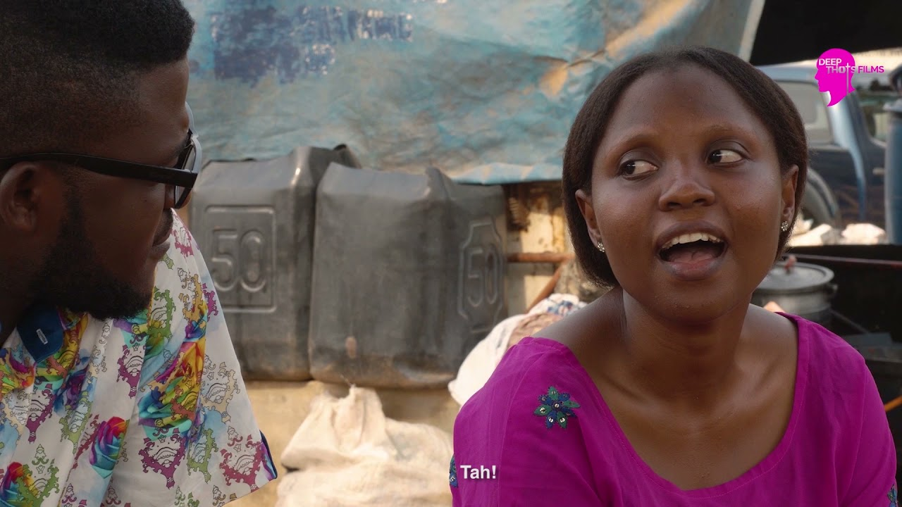 THE BANK movie series #opeyemiakintunde #deepthotsfilms