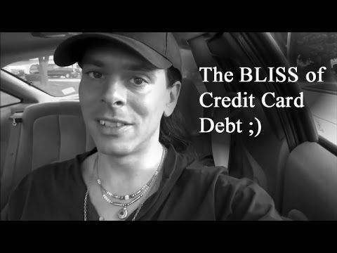 Credit Cards and Debt is GOOD Contrary to Popular Opinion