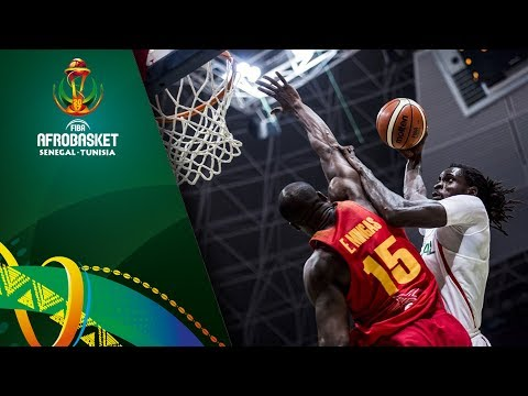 Top 5 Plays - Quarter-Finals - FIBA AfroBasket 2017