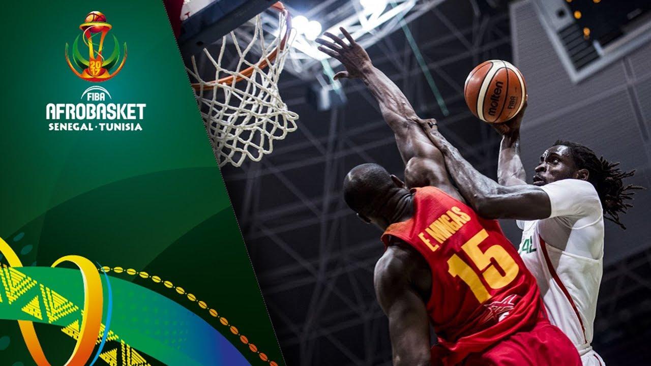 Top 5 Plays - Quarter-Finals - FIBA AfroBasket 2017
