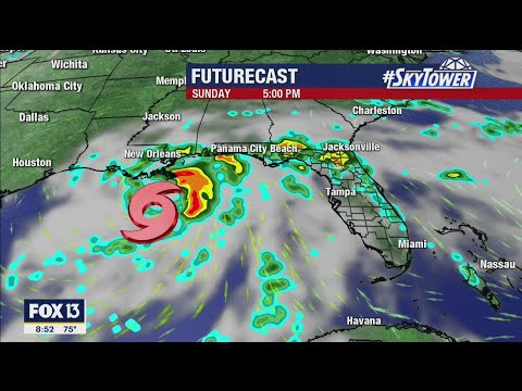 Tropical weather forecast: June 6, 2020