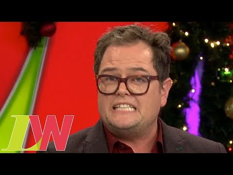 Will Alan Carr Ever Do Strictly Come Dancing? | Loose Women