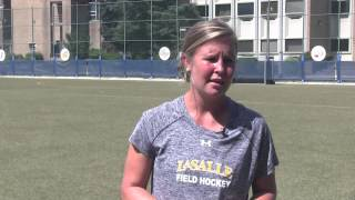 Field Hockey vs. Ball State Interviews
