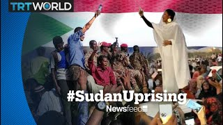 Newsfeed – Iconic image of 'Nubian Queen' becomes a symbol of Sudan's uprising