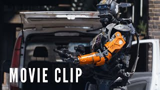 CHAPPIE Movie Clip -