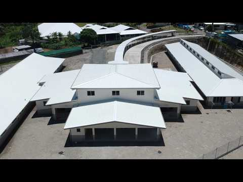 New Dormitory For LDS Church College Tamavua, Suva.