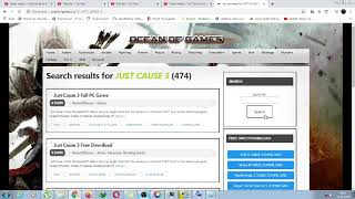 how to  download just cause 4 on ocean of games