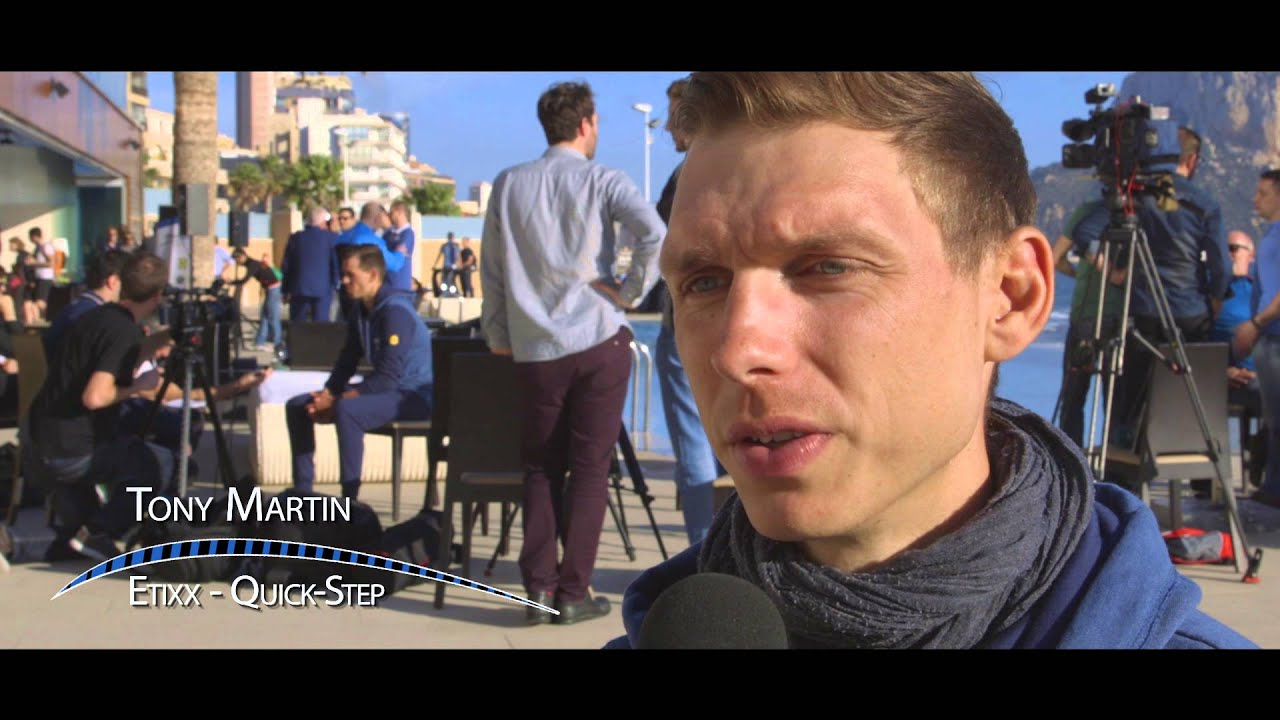 Etixx - Quick-Step Media Day