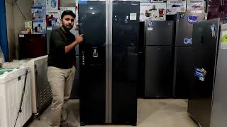 Hitachi French Door Fridge RW690 Overview Pakref com