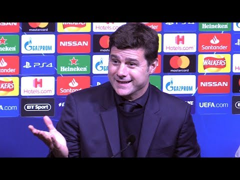 Tottenham 2-1 PSV Eindhoven - Mauricio Pochettino Full Post Match Press Conference -Champions League
