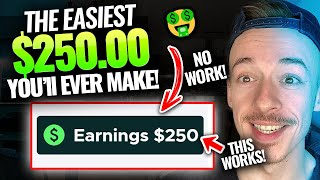 Get Paid +$250 Evęry 20 MINUTES! (THIS WORKS!) | How To Make Money Online FAST