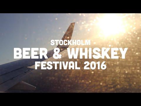 Stockholm Beer & Whiskey Festival 2016