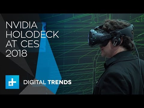 Collaborate in Virtual Reality with Nvidia