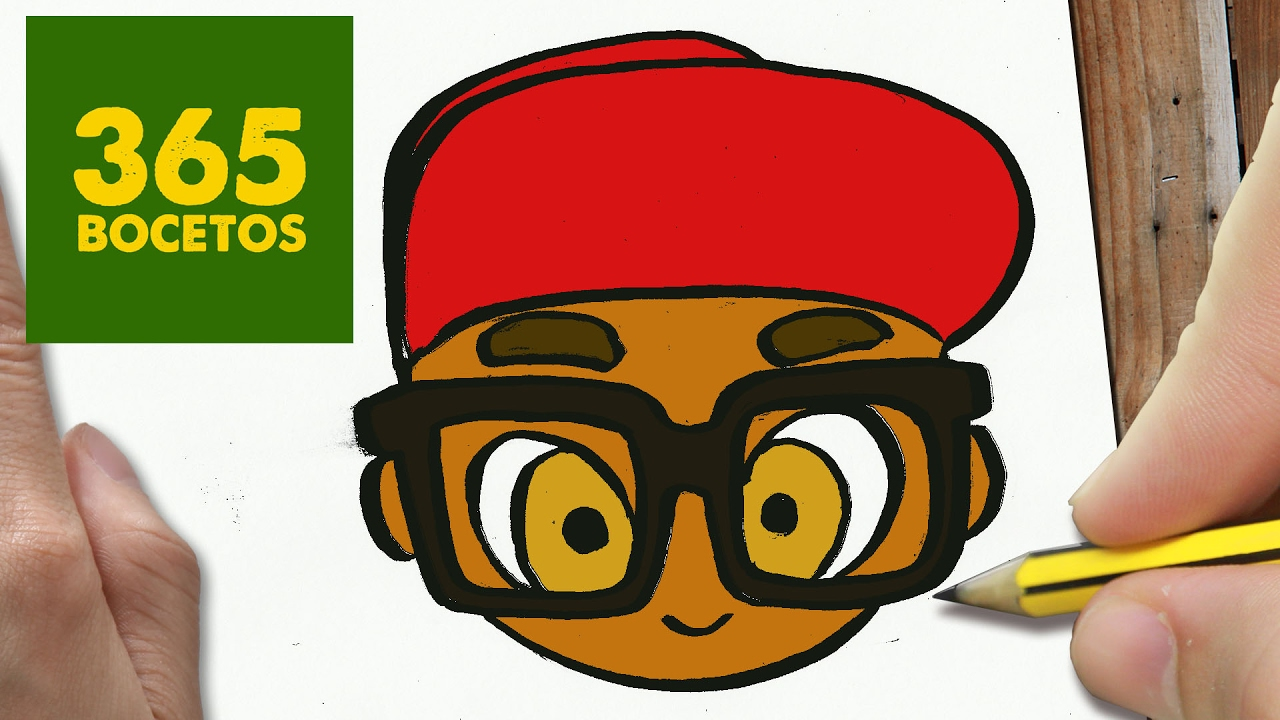 Como Dibujar Nino De Ladybug Kawaii Paso A Paso Dibujos Kawaii Fáciles