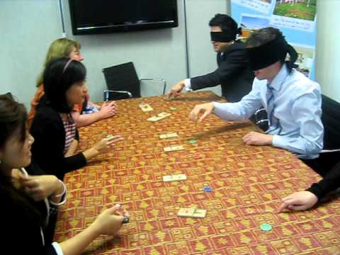 Team Building Exercises Mouse Trap 1 Youtube