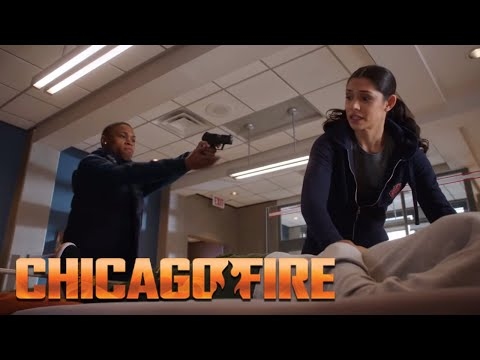 Firehouse 51 Is taken Hostage  | Chicago Fire