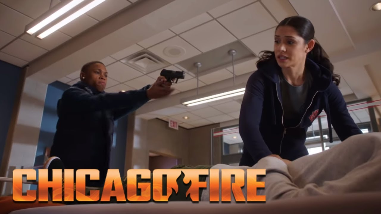 Download Firehouse 51 Is taken Hostage  | Chicago Fire