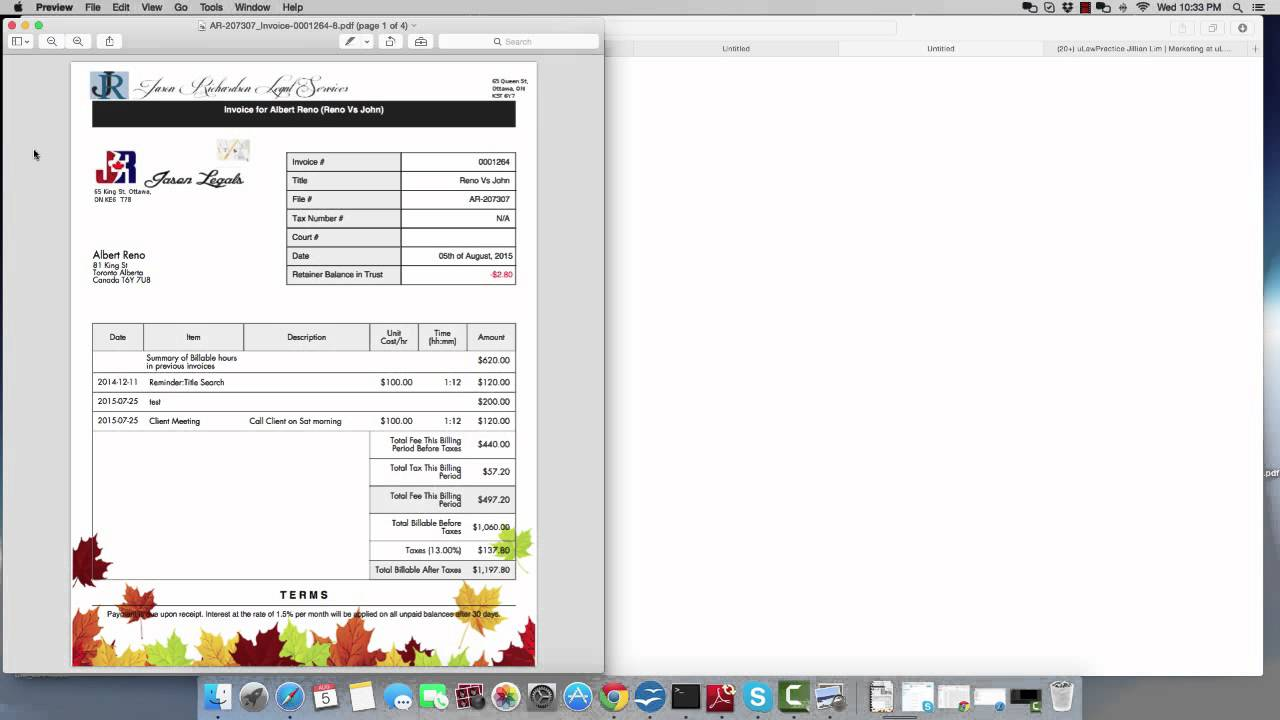 q102 how do i make my invoice more attractive and colourful youtube
