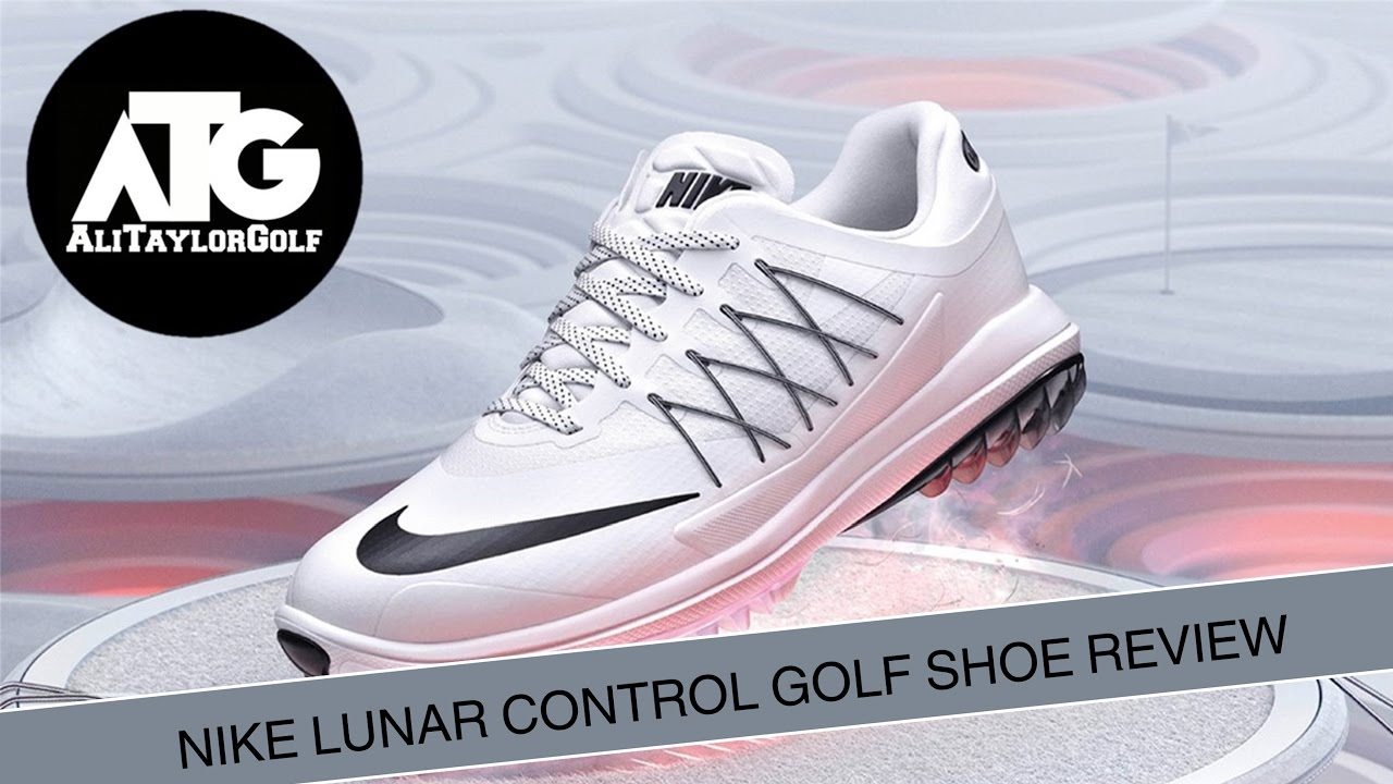 88b17b2dccb6 NIKE LUNAR CONTROL VAPOR GOLF SHOE -RORY MCILROY S NEW SHOE - YouTube