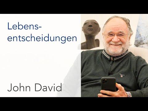 Lebensentscheidungen • John David