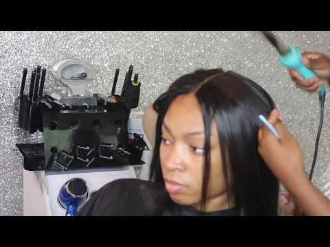 LACE CLOSURE SEW IN TUTORIAL (DETAILED) | @theweavespecialist