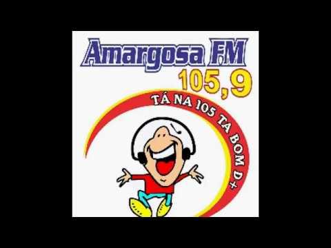 Amargosa Fm 105,9 - Com Nilson Santos