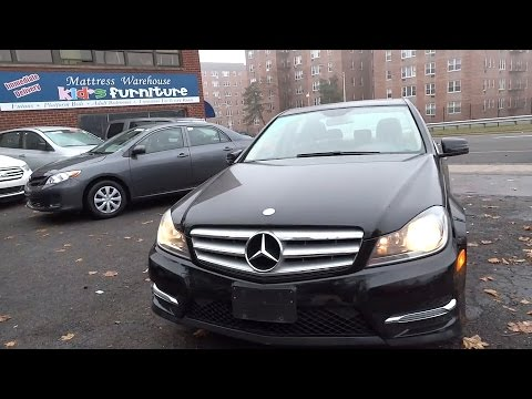 2013 mercedes benz c class yonkers bronx new york city for Mercedes benz westchester
