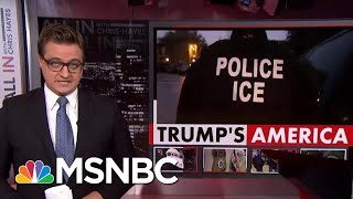 American Held By Immigration Released After Three Weeks | All In | MSNBC