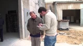 דור אלון גז - פרויקט הקמת תשתית לגז טבעי במפעל נגב קרמיקה
