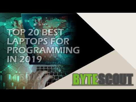 Top 20 Best Laptops for Programming in 2019 - ByteScout