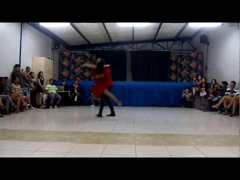 "Cia Síncronos - ""Se Le Ve"", Salsa routine @ United States of Dance"